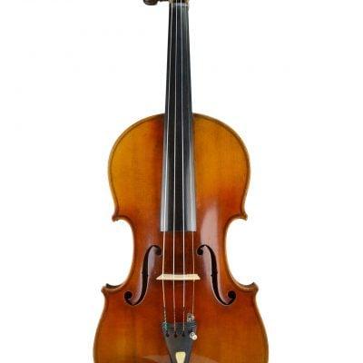 Vista frontal violín Gaillard